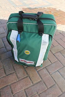 Ambulance response bag. Fully kitted. All in date