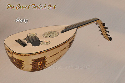 Pro Carved Oud Ud Acoustic