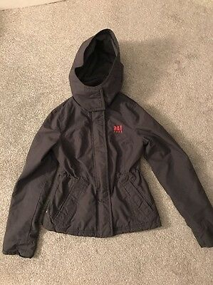girls abercrombie and fitch Ski Jacket Age 7-8