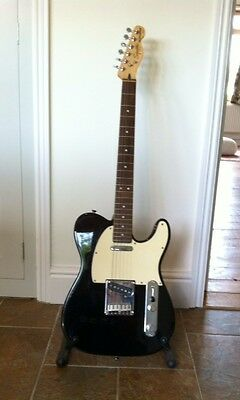 Squier Telecaster Guitar (Standard Series), kept very carefully