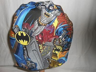 Batman Comic Super Hero Team Batman  Bouffant Surgical Scrub Hat