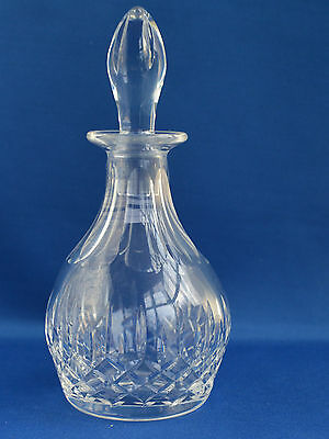 Individual Glass Decanter Excellent