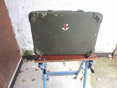 Aluminium Zarges Military First aid Case