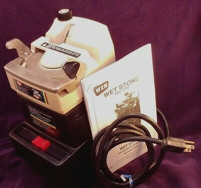 WEN model 2900 Wet Stone Machine 3500 RPM~With Complete manual~MADE IN USA