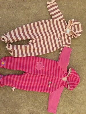 6-9 Months Baby Girl Sleep Suits Jaspar Conran/antoni & Alison - Lovely!