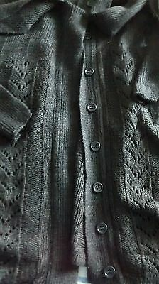 New Look Maternity Cardigan Size 16 Exc Con
