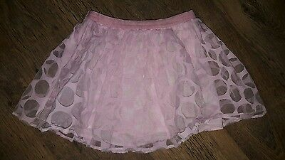 Girls party skirt age 7 years