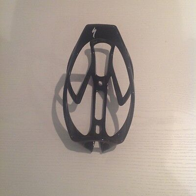 Specialized bottle cage. Black