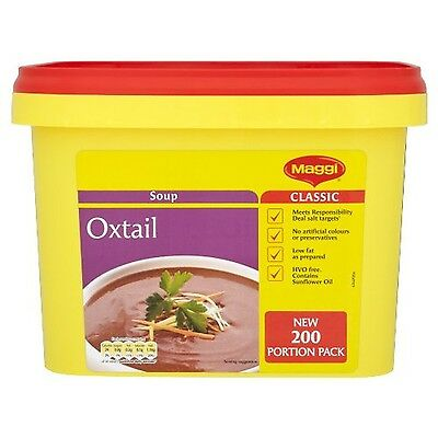 MAGGI Oxtail Simmer Soup 2 kg