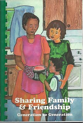 *port Royal Sc 1995 Sharing Family & Friendship *ethnic Cook Book *aware Assn