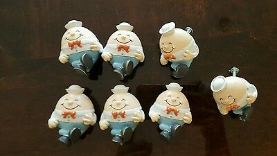 Humpty Dumpty drawer pulls knobs