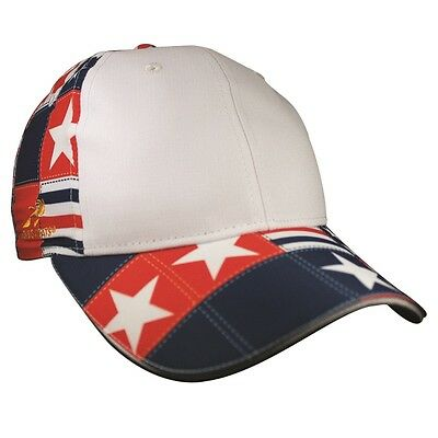 Brand New Headsweats Loudmouth Podium Outdoor Casual Sports Cap Hat Betsy Ross