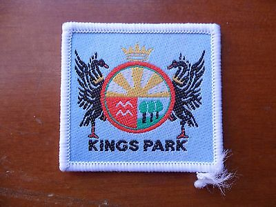 Kings Park District Western Australia  Scout Cloth Badge