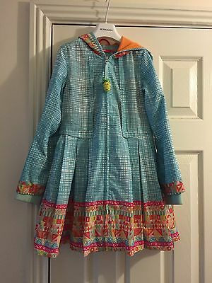 Oilily Summer Jacket Mac Coat Age 7 Years More 5-6 Worn Once