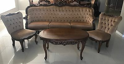 Vintage / Baroque / Italian 4 Piece Lounge Suite