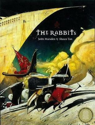 NEW The Rabbits By John Marsden Paperback Free Shipping