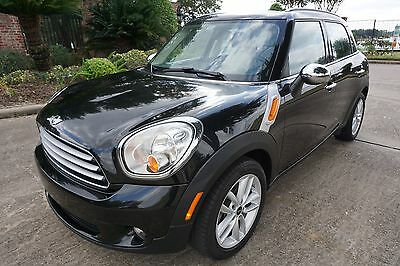 2012 Mini Countryman 4 door Hatchback 2012 MINI COOPER COUNTRYMAN Automatic 4dr 35k miles NO RESERVE