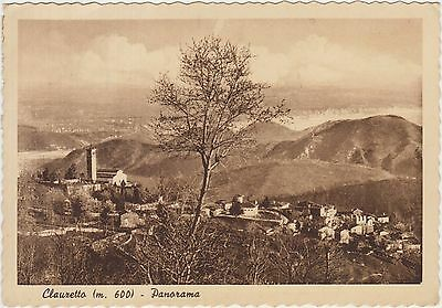 Clauzetto - Panorama (Pordenone) 1952