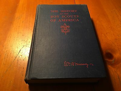 The History Of The Boy Scouts Of America 1937