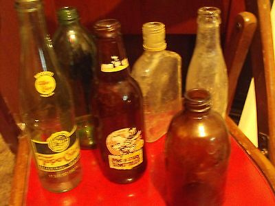 Collectible Old Bottle Mixed lot