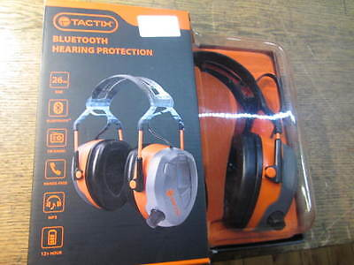 Tactix Bluetooth Hearing Protection
