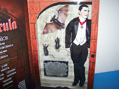 Sideshow Collectibles Bela Lugosi as Dracula Action Figure 12 inch NEW
