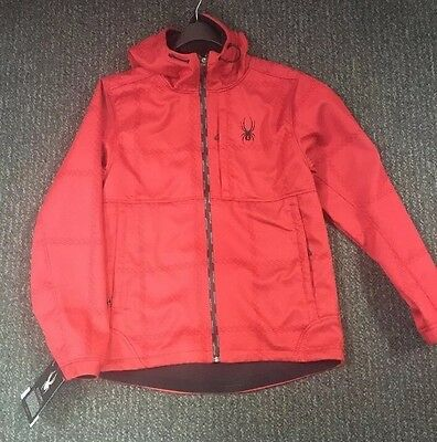 Spyder Men's Soft shell Jacket Size Medium