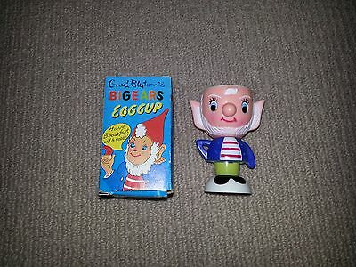 Big Ears Egg Cup Boxed, Vintage Enid Blytons Noddy