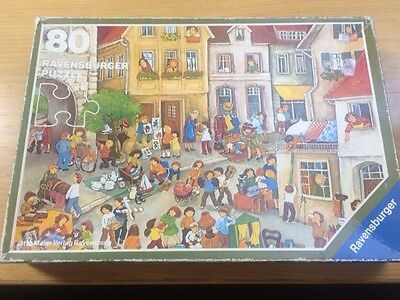 Ravensburger jigsaw puzzles - 2 in total