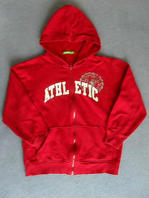 Bossini Kids Red Hoodie (Very Good Condition)