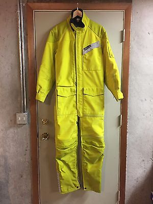 AEROSTICH ROADCRAFTER Darien Motorcycle One-Piece Safety Suit 42 L HI-VIZ