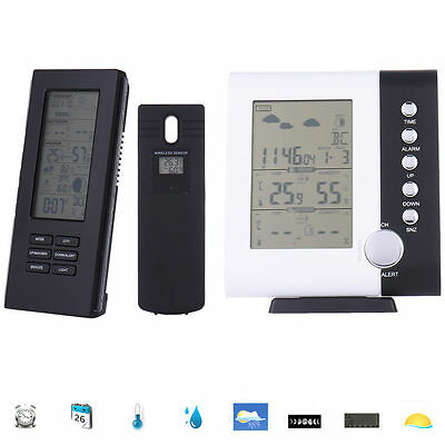 Wireless Weather Station Temperarure Thermometer Digital Hygrometer Thermometer