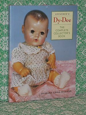 Effanbee Dy-Dee The Complete Collector's Book BRAND NEW Sealed in Plastic!