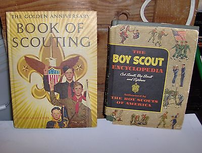 The Boy Scout Encyclopedia & The Book of Scouting