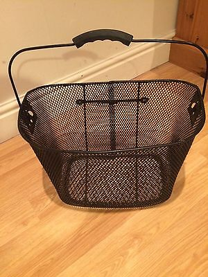 Oxford Bicycle Basket With Handle