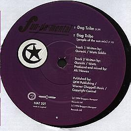 Fun-Da-Mental - Dog-Tribe - Nation Records - 1994 #739240