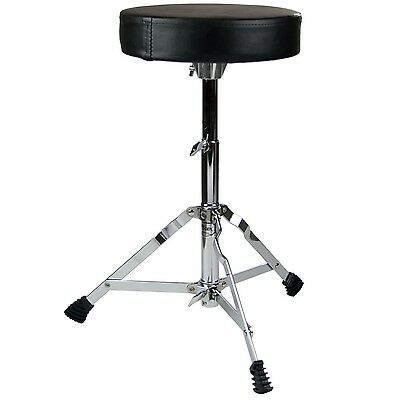 Tiger Drum Throne with Padded Seat