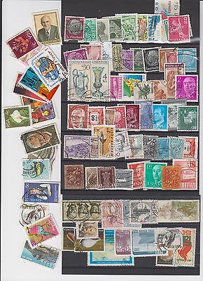 stamps - VARIOUS mixed selection ..B1