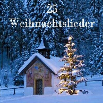 --- 25 WEIHNACHTSLIEDER Midifiles-Collection X-Mas-Songs - Midi-MAX! ----