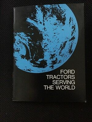 Ford Tractors Serving The World