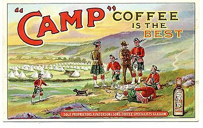 "# CAMP  COFFEE ""  IS  THE  BEST     1904/17s    Period ##"