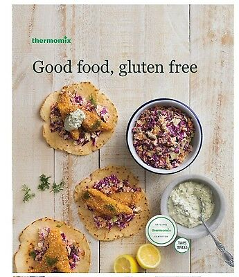 Thermomix GOOD FOOD, GLUTEN FREE RECIPE COOKBOOK TM31 / TM5