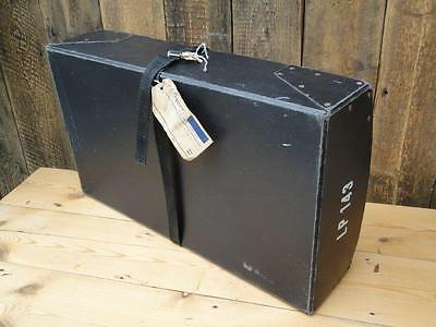 Vintage Laundry Box Sycamore Laundry Clapham Display Storage Collectable