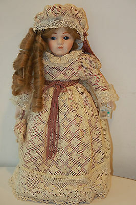 Schmid Musical Porcelain Doll