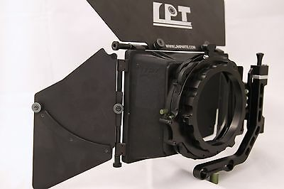 Lanparte MB-01 4X4 Matte Box w/ Swing Away 15mm Mini