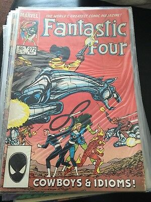 Fantastic Four issue 272 Marvel  1984