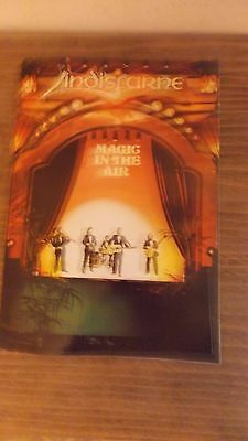 """Lindisfarne Concert Programme """"magic In The Air"""" Winter Tour 1978"""
