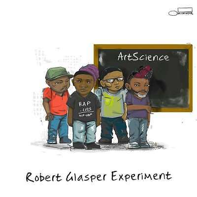 Robert Glasper Experiment - Artscience Vinyl 2LP NEU 09536086