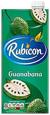 Rubicon Guanabana Juice Drink 1 Litre (Pack of 12)