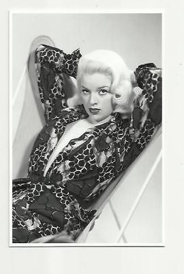 (N73) Sexy Diana Dors Rwp (An22) Photo Postcard Film Star Glamour Girls Pin Up